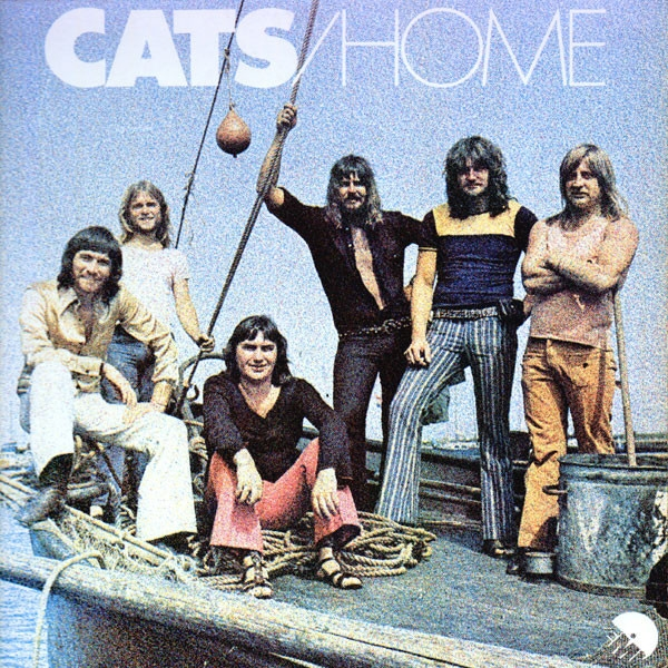 The Cats Home Cover Art