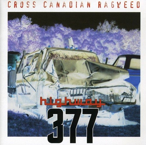 Cross Canadian Ragweed Highway 377 Cover Art