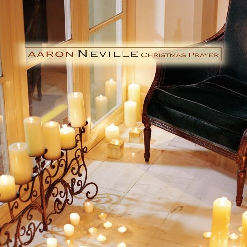 Aaron Neville Christmas Prayer Cover Art