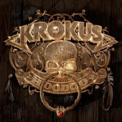 Krokus Hoodoo cover art