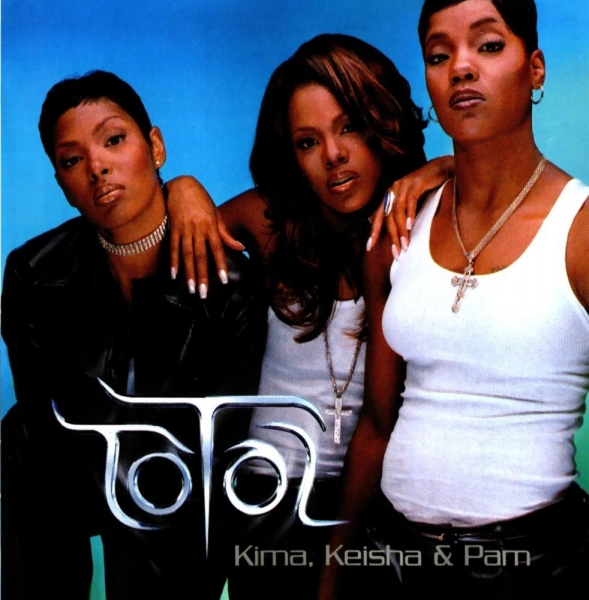 Total Kima, Keisha & Pam cover art