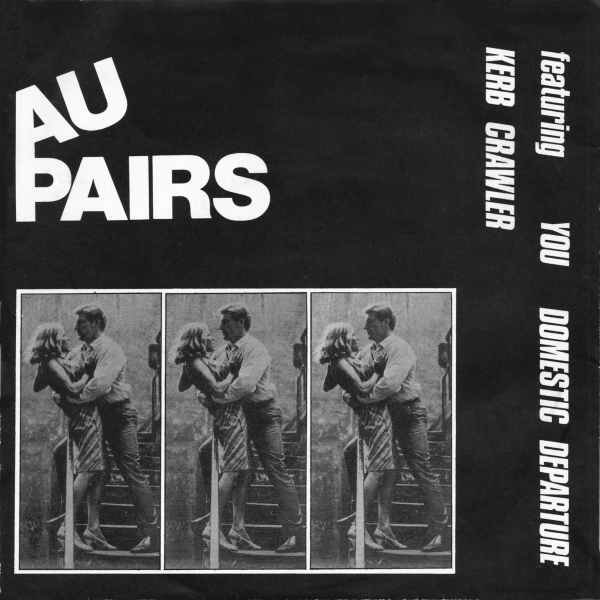Au Pairs You cover art