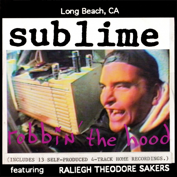 Sublime Robbin' the Hood cover art