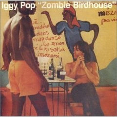 Iggy Pop Zombie Birdhouse cover art