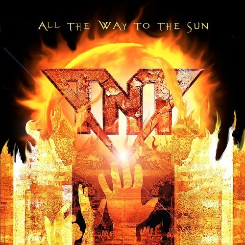 TNT All the Way to the Sun cover art