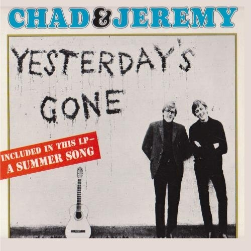 Chad & Jeremy Yesterday's Gone cover art