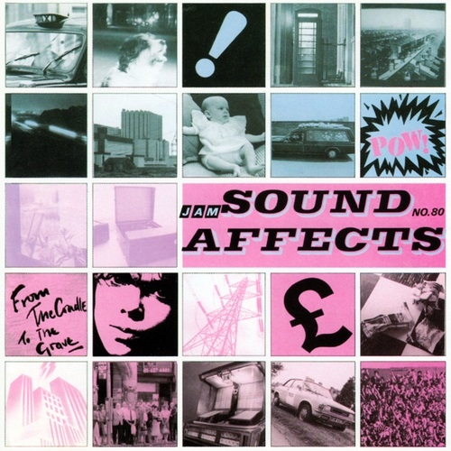 The Jam Sound Affects cover art
