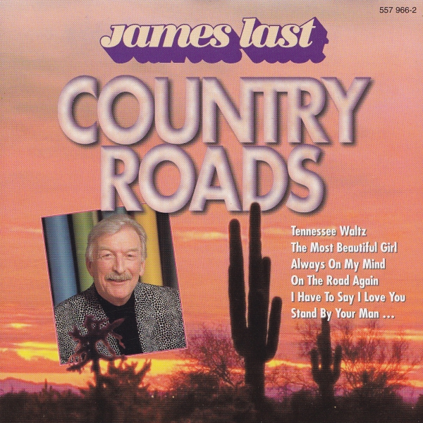 James Last Country Roads cover art