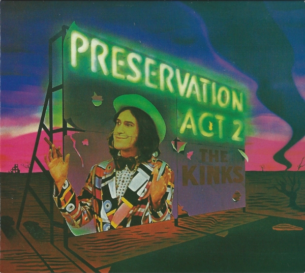 The Kinks Preservation Act 2 cover art