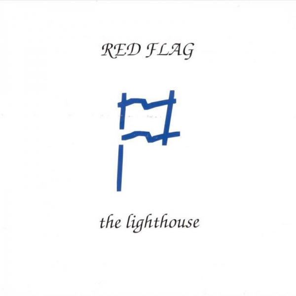 Red Flag The Lighthouse cover art