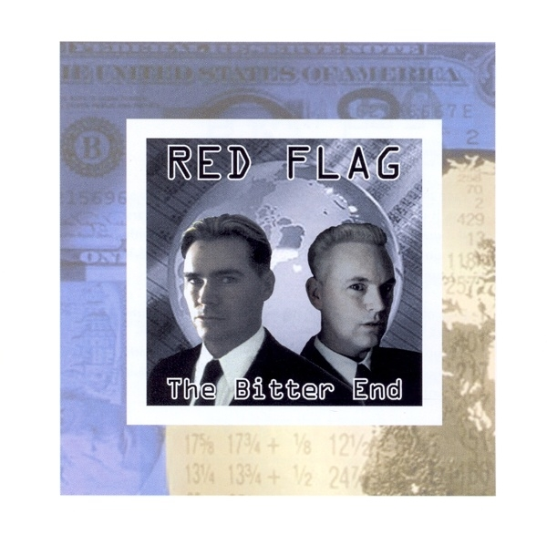 Red Flag The Bitter End cover art