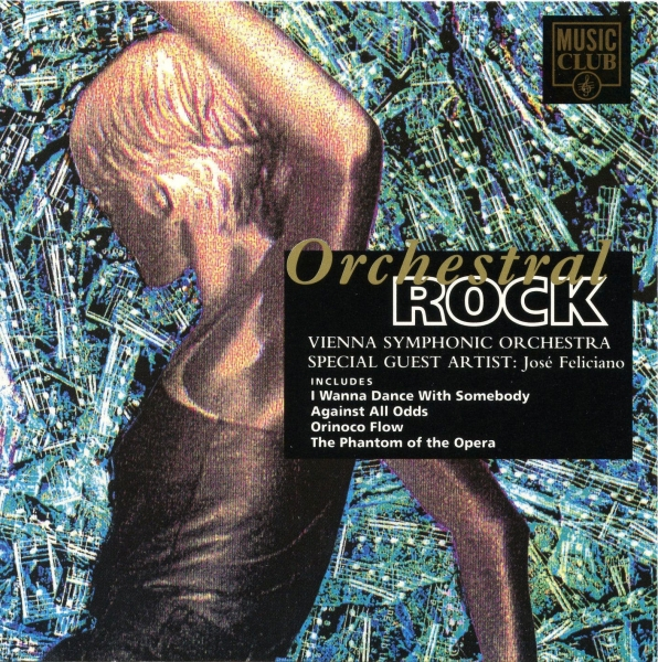 Vienna Symphonic Orchestra Project Orchestral Rock Cover Art