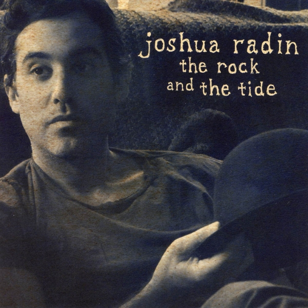 Joshua Radin The Rock and the Tide cover art