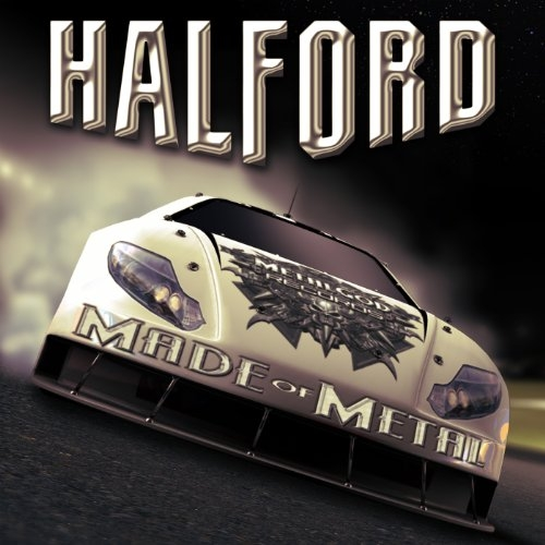 Halford Made of Metal Cover Art