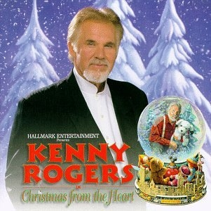 Kenny Rogers Christmas From the Heart cover art