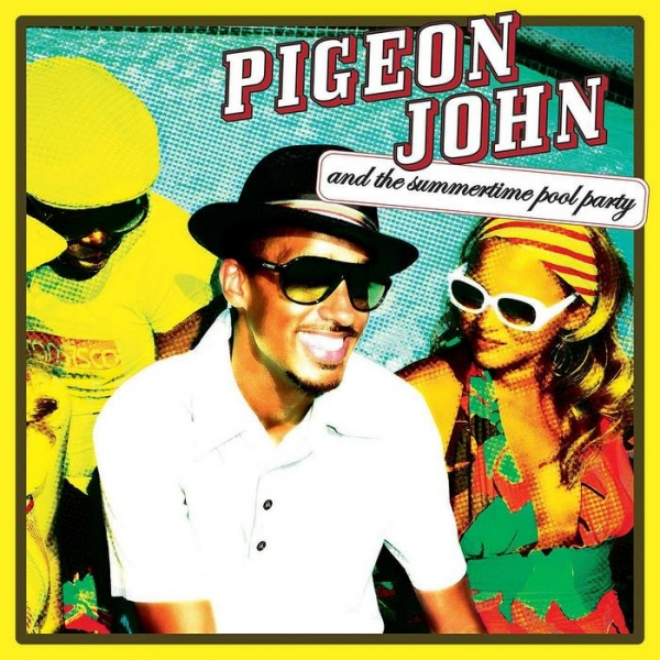 Pigeon John Pigeon John and the Summertime Pool Party cover art