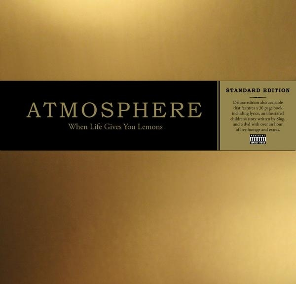 Atmosphere When Life Gives You Lemons, You Paint That Shit Gold cover art
