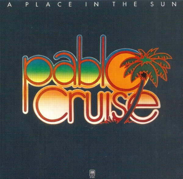 Pablo Cruise A Place in the Sun cover art