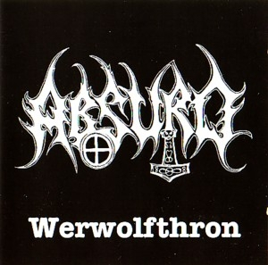 Absurd Werwolfthron cover art