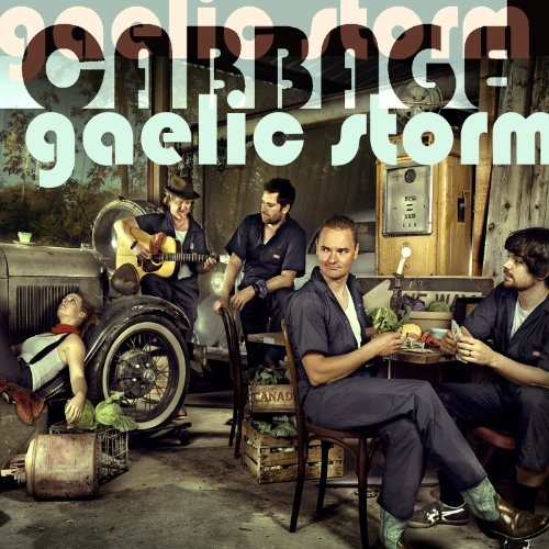 Gaelic Storm Cabbage cover art