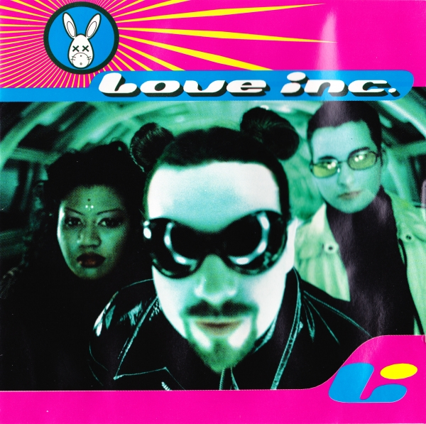 Love Inc. Love Inc. cover art