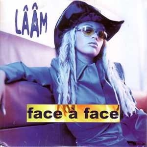 Lââm Face à face Cover Art