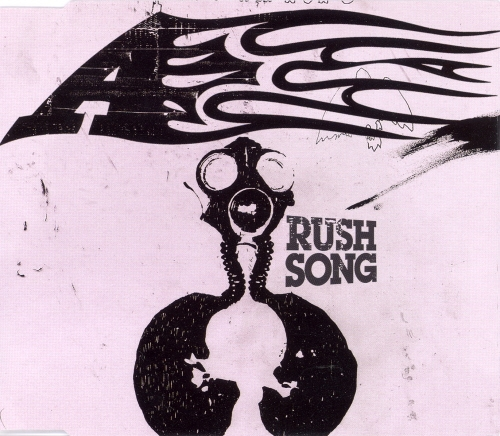 A Rush Song Cover Art