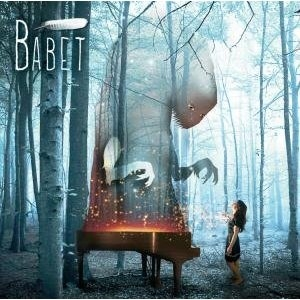 Babet Piano monstre cover art