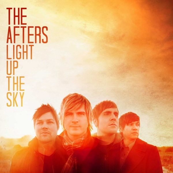 The Afters Light Up the Sky Cover Art