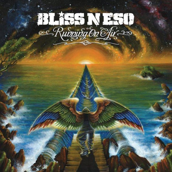 Bliss n Eso Running on Air cover art