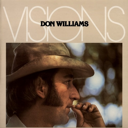 Don Williams Visions cover art
