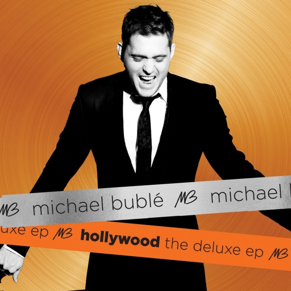 Michael Bublé Hollywood: The Deluxe EP cover art