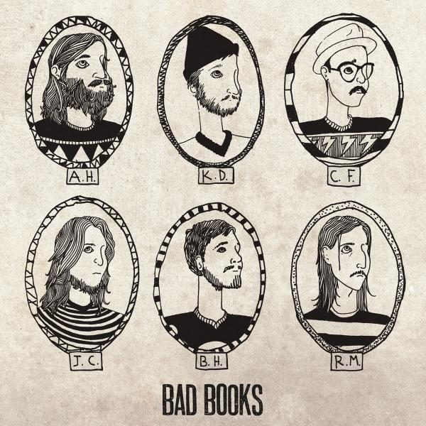 Bad Books Bad Books cover art