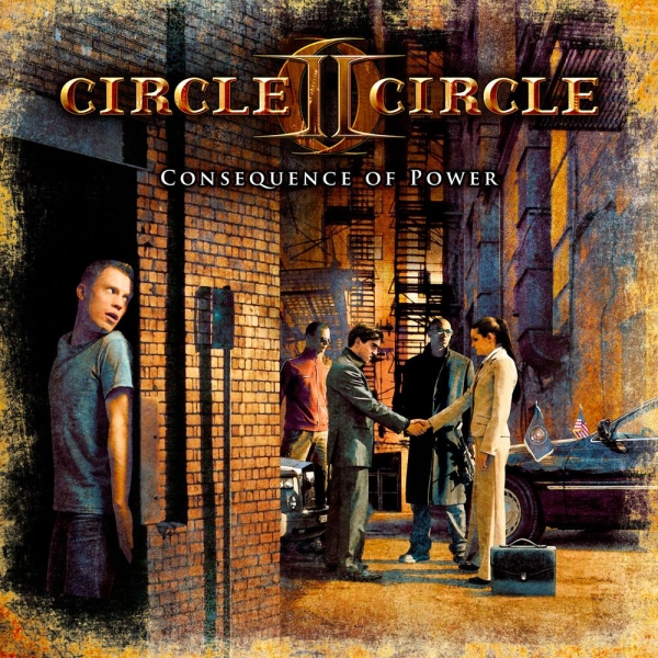 Circle II Circle Consequence of Power cover art