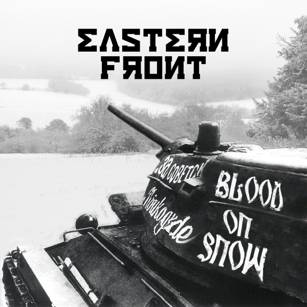 Eastern Front Blood on Snow cover art
