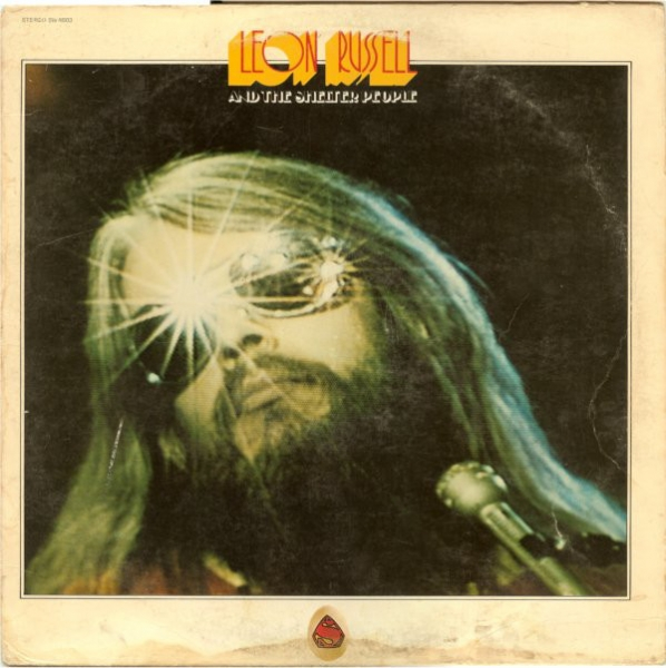 Leon Russell Leon Russell and the Shelter People cover art