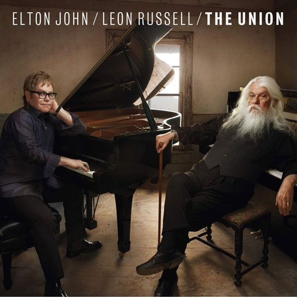 Leon Russell The Union cover art