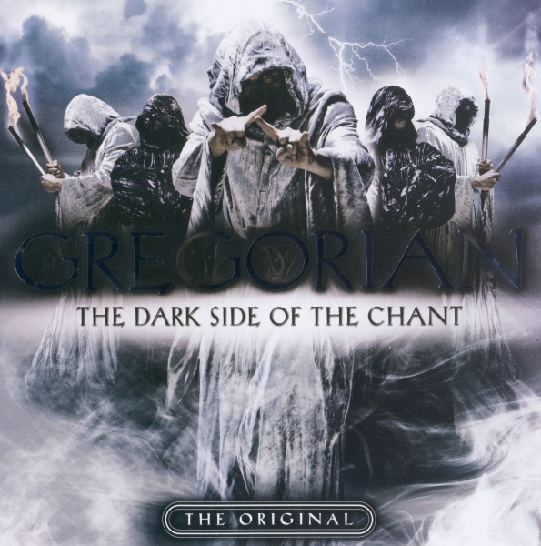 Gregorian The Dark Side of the Chant cover art