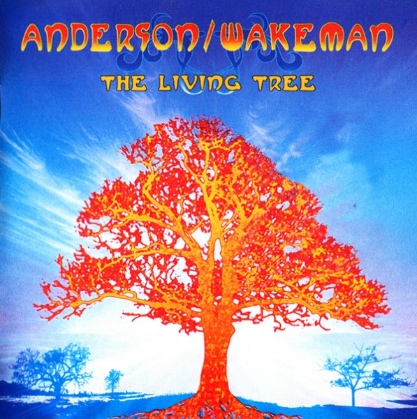 Jon Anderson & Rick Wakeman The Living Tree Cover Art