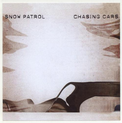 Snow Patrol Chasing Cars Cover Art