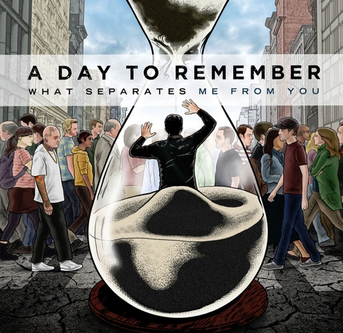 A Day to Remember What Separates Me From You cover art