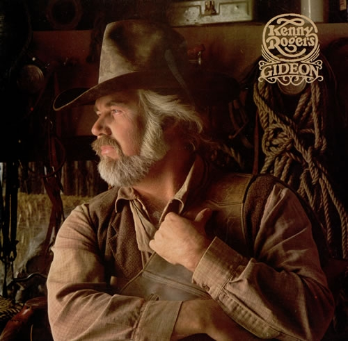 Kenny Rogers Gideon cover art