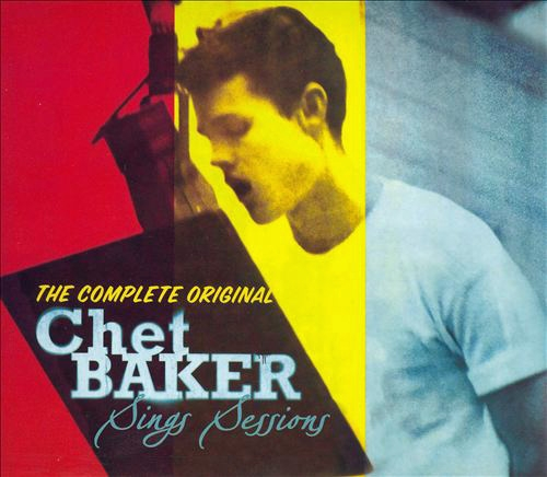 Chet Baker Sings Sessions Cover Art