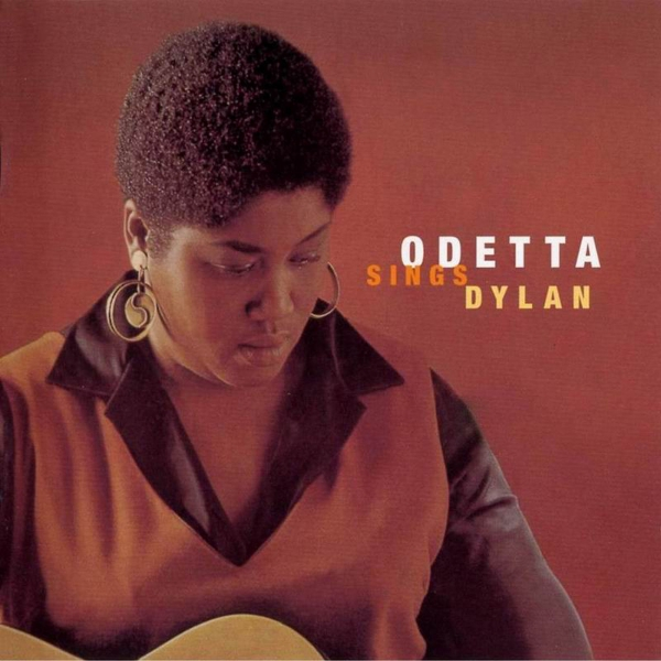 Odetta Odetta Sings Dylan cover art