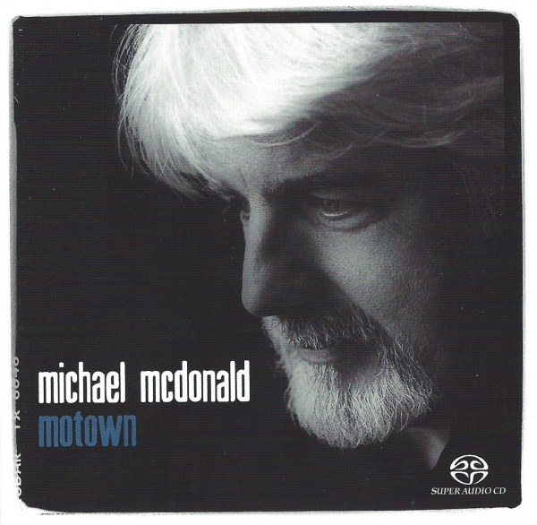 Michael McDonald Motown Cover Art