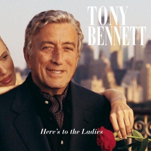 Tony Bennett Here's to the Ladies Cover Art