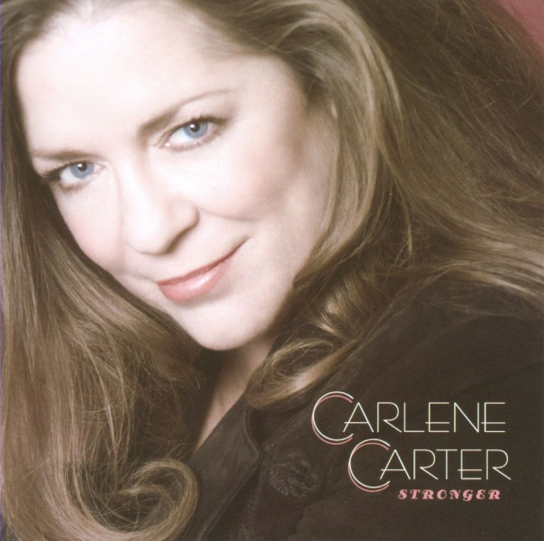 Carlene Carter Stronger cover art