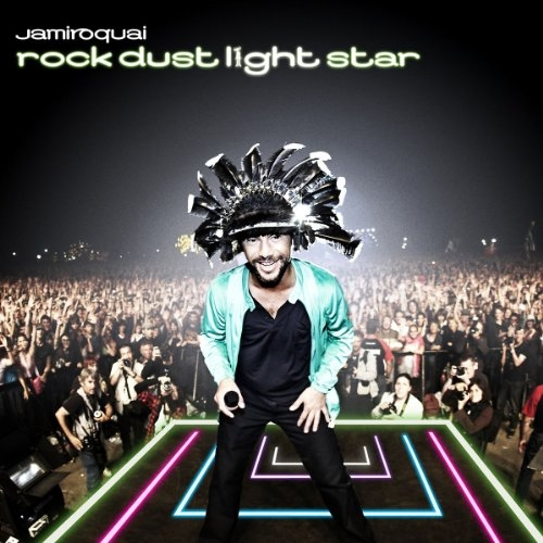 Jamiroquai Rock Dust Light Star cover art