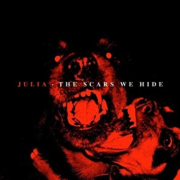 Julia The Scars We Hide Cover Art