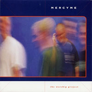 MercyMe The Worship Project cover art